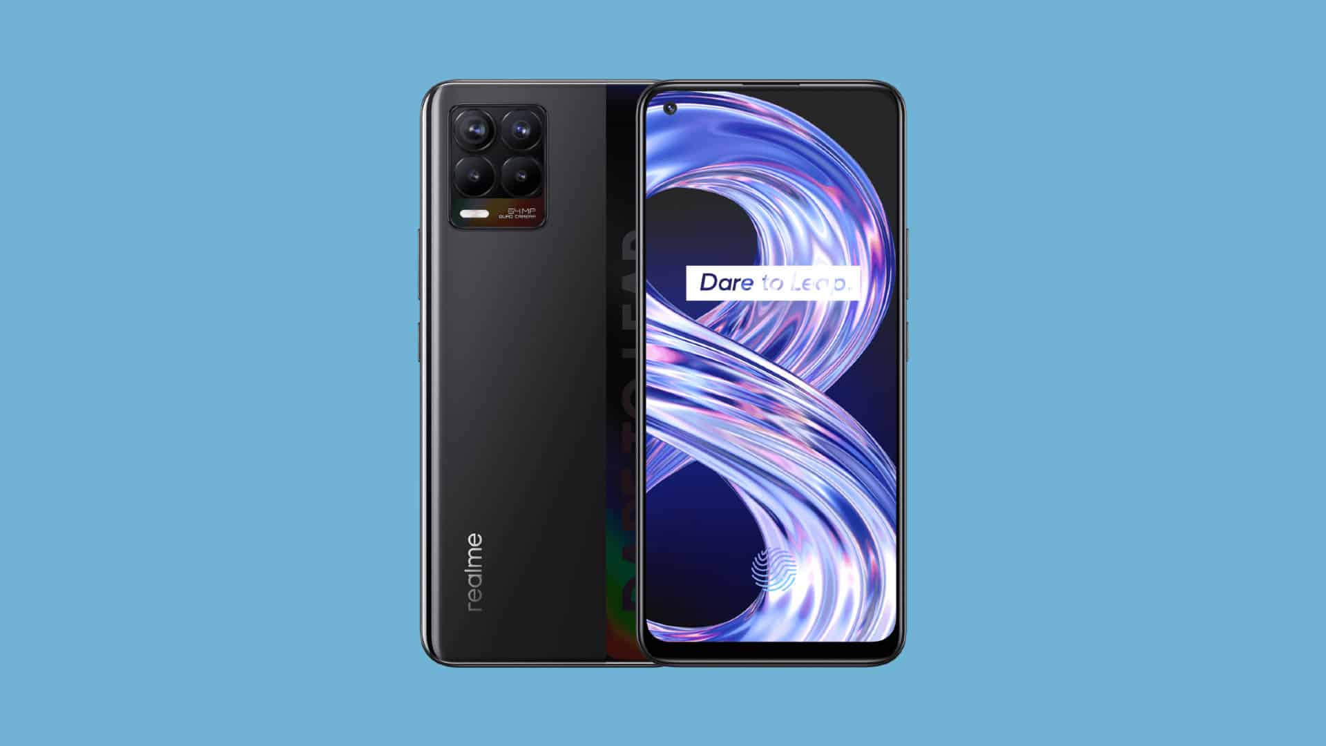 RMX3085_11.A.13 - Realme 8 May 2021 update