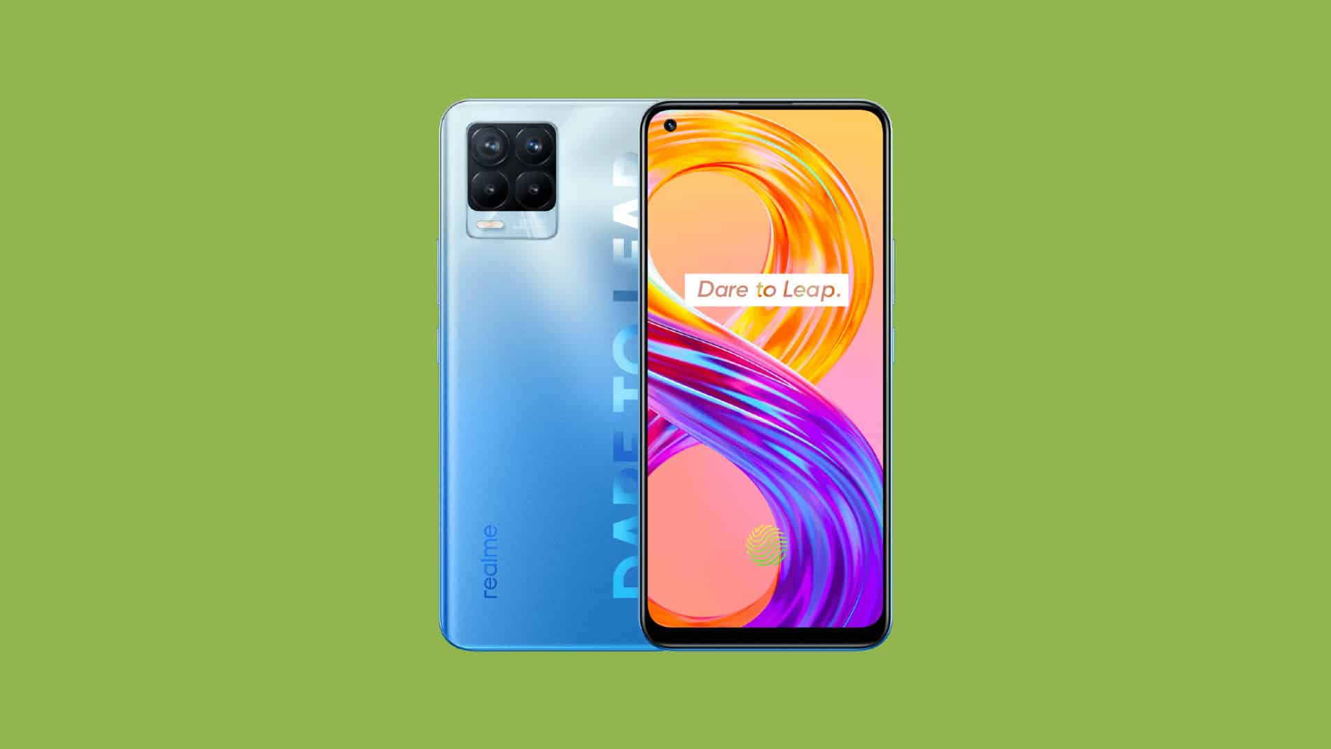 RMX3081_11_A.33 - Realme 8 Pro May 2021 update