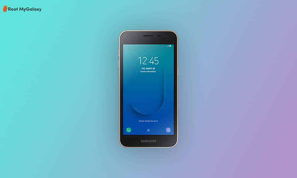 J260T1UVS8AUD1 - Galaxy J2 Core April 2021 security update