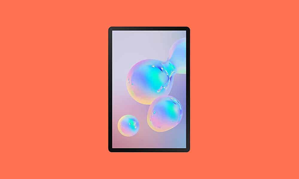 Galaxy Tab S6 Android 11 update