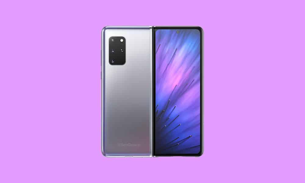 F916BXXU1DUDA - Galaxy Z Fold 2 May 2021 update