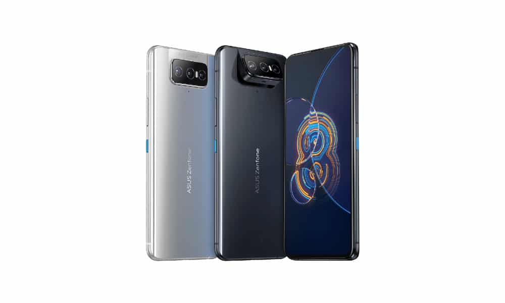 Asus Zenfone 8 Flip update