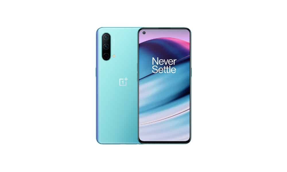 OnePlus Nord CE 5G OxygenOS 11.0.3.3 update