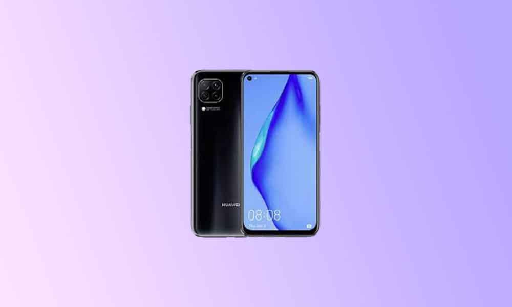 Huawei P40 Lite get April 2021 security patch update