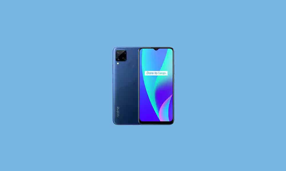 Realme C12 Android 11 update