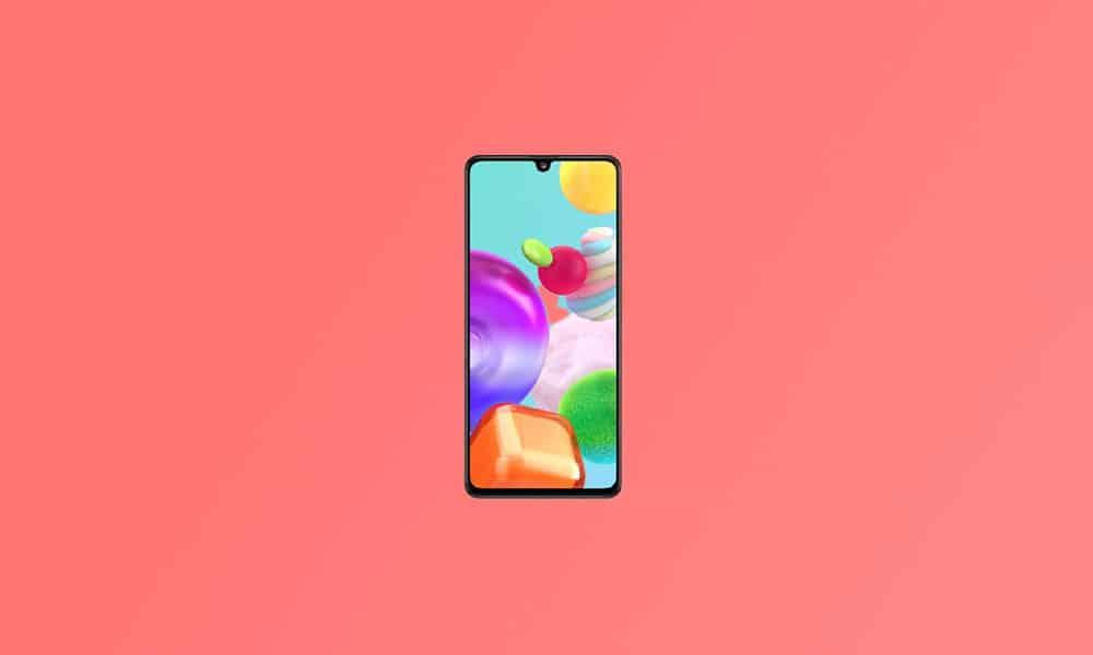A426BXXU2BUE1 - Galaxy A42 5G May update
