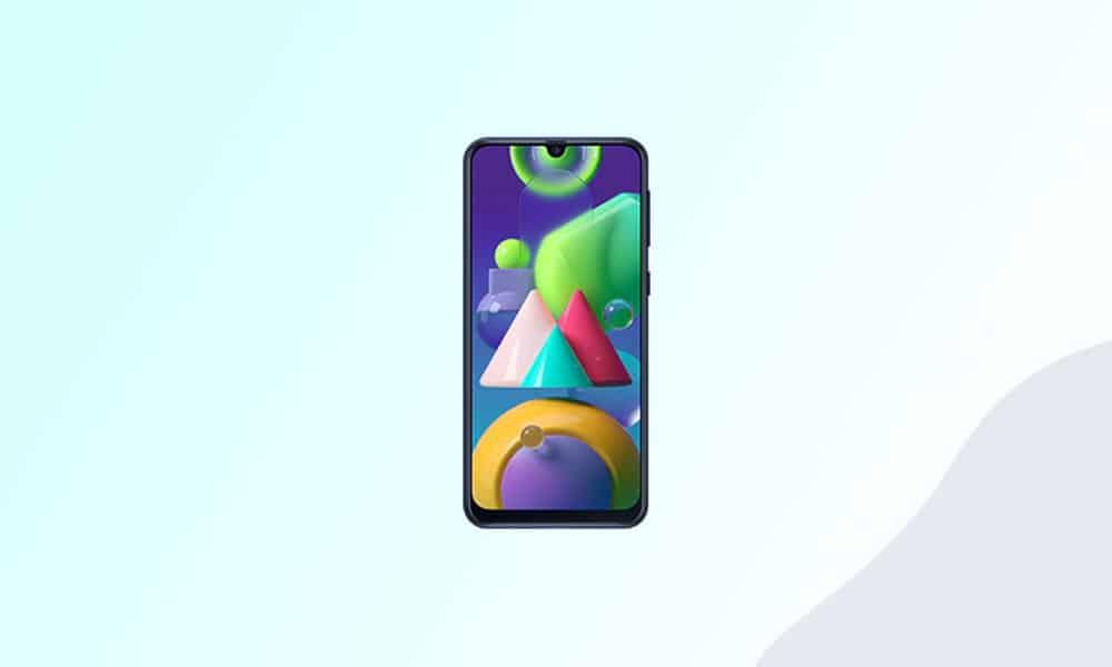 M215FXXU2BUF1 - Galaxy M21 June 2021 security update