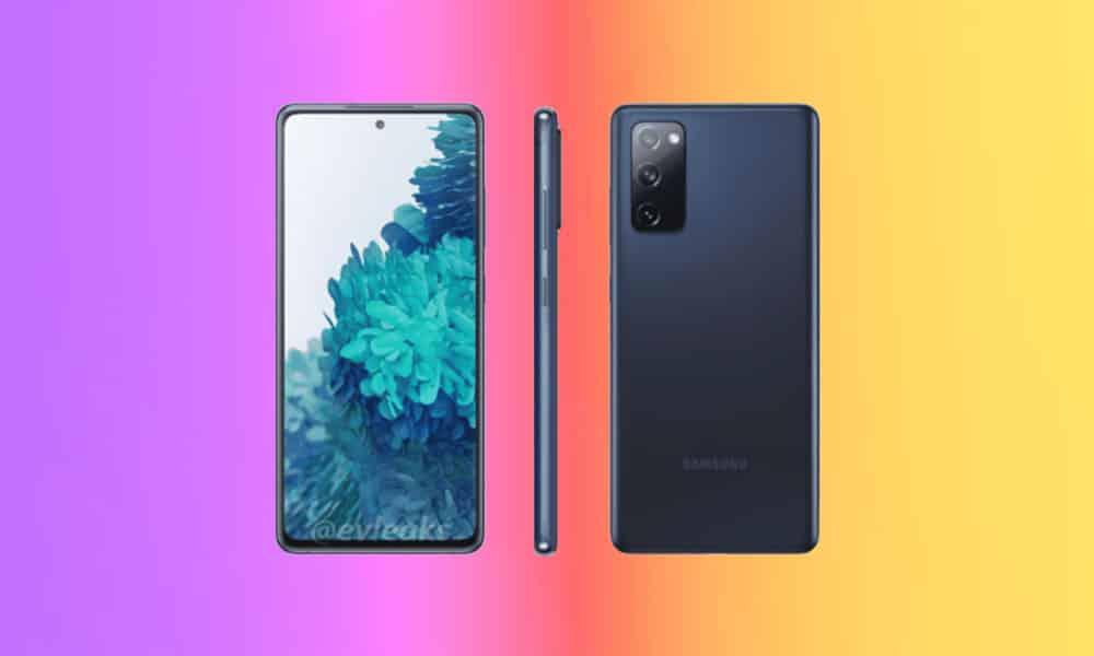 Verizon Galaxy S20 FE 5G June 2021 update