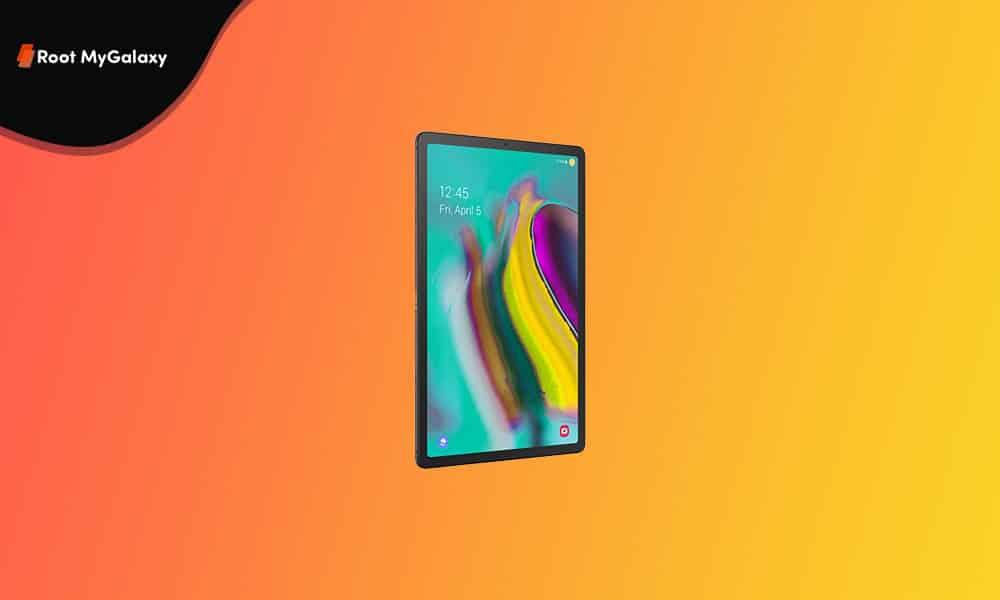 Verizon Galaxy Tab S5e Android 11 update