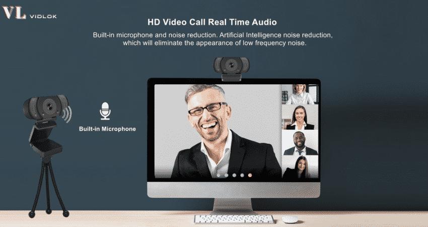 Vidlok Auto Webcam Pro W90 image-5