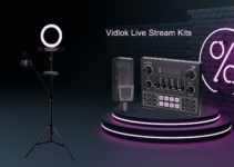 Vidlok Live Stream Kits – An ideal option for Live Streaming and filming