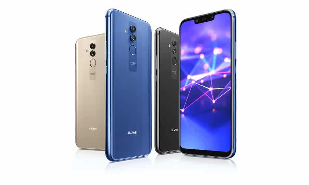 EMUI 10.0.0.286 - Huawei Mate 20 Lite June 2021 security update