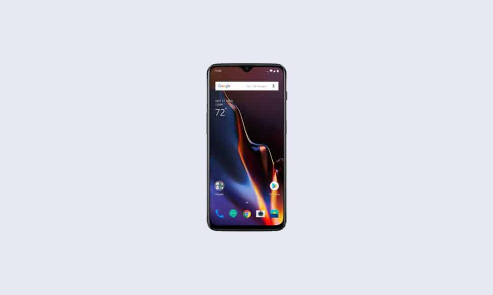 OnePlus 6, 6T Android 11 update