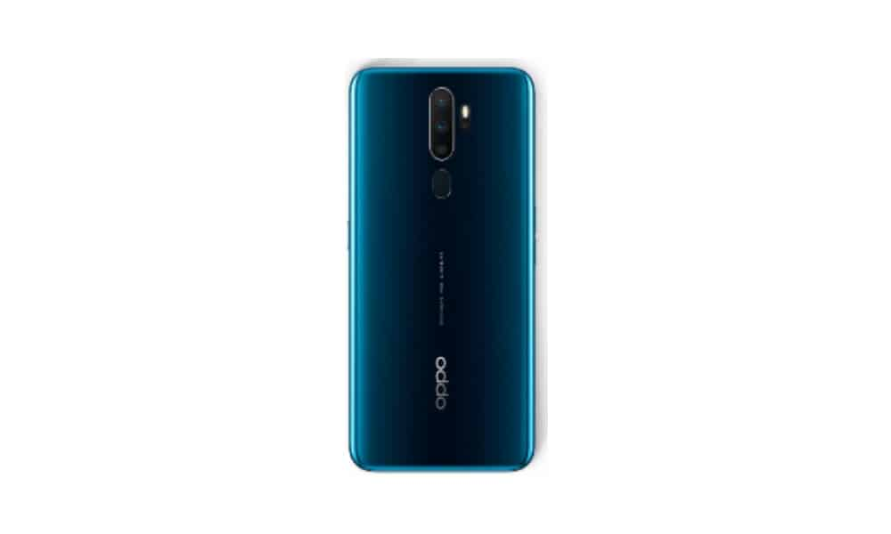 CPH1937_11_F.08 - Oppo A9 (2020) August 2021 security update