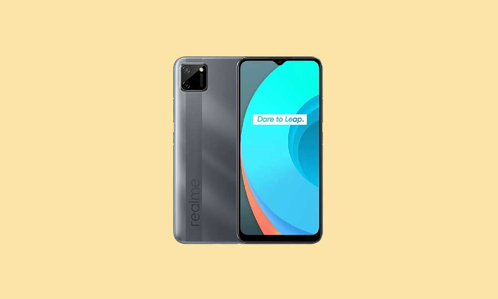 RMX2185_11_A.97 - Realme C11 August 2021 security update