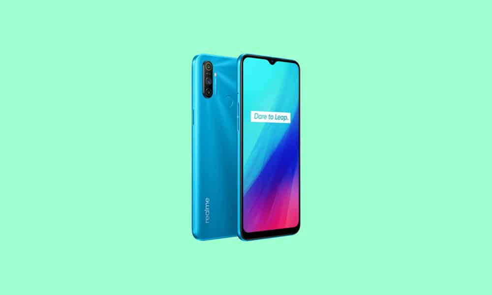 RMX2020_11.C.04 - Realme C3 Android 11 update