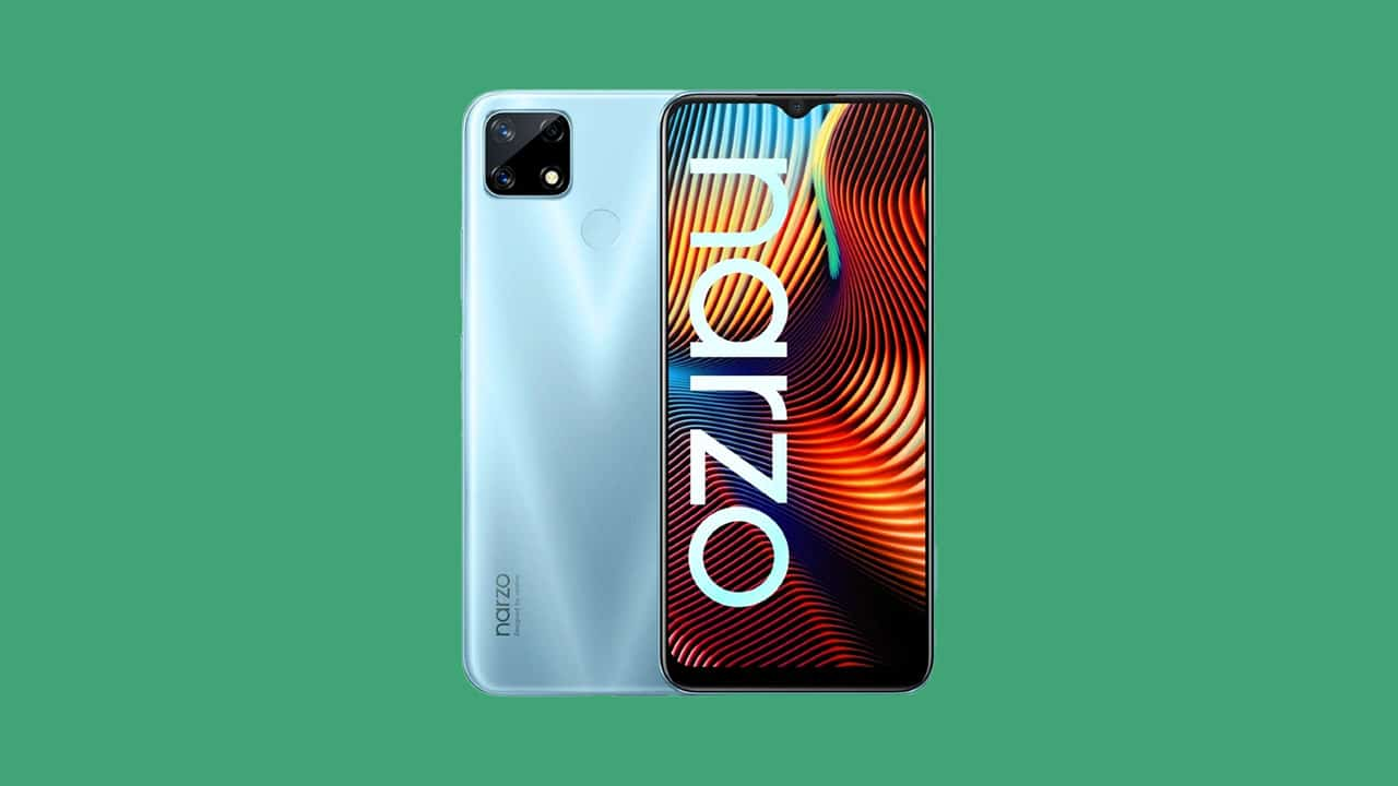 RMX2191_11.C.12 - Realme Narzo 20 August 2021 security update