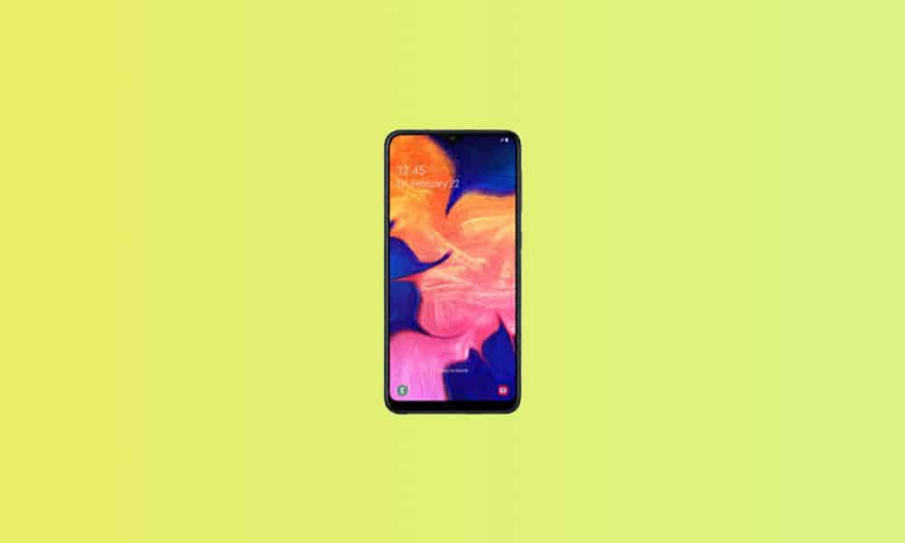 A105FDDU6CUH2 - Galaxy A10 Android 11 update
