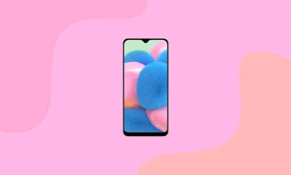 A307GTVJS4CUH1 - Galaxy A30s August 2021 security update