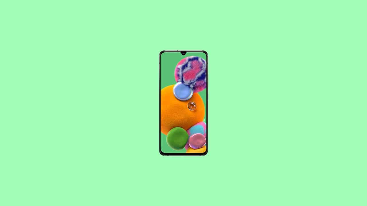A908NKSU3DUG3 - Galaxy A90 5G August 2021 security update