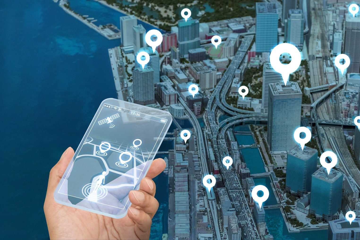 Advancements in location to alter human-technology interaction – Geospatial  World