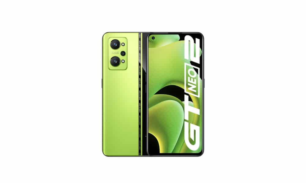 Realme GT Neo 2 new software update