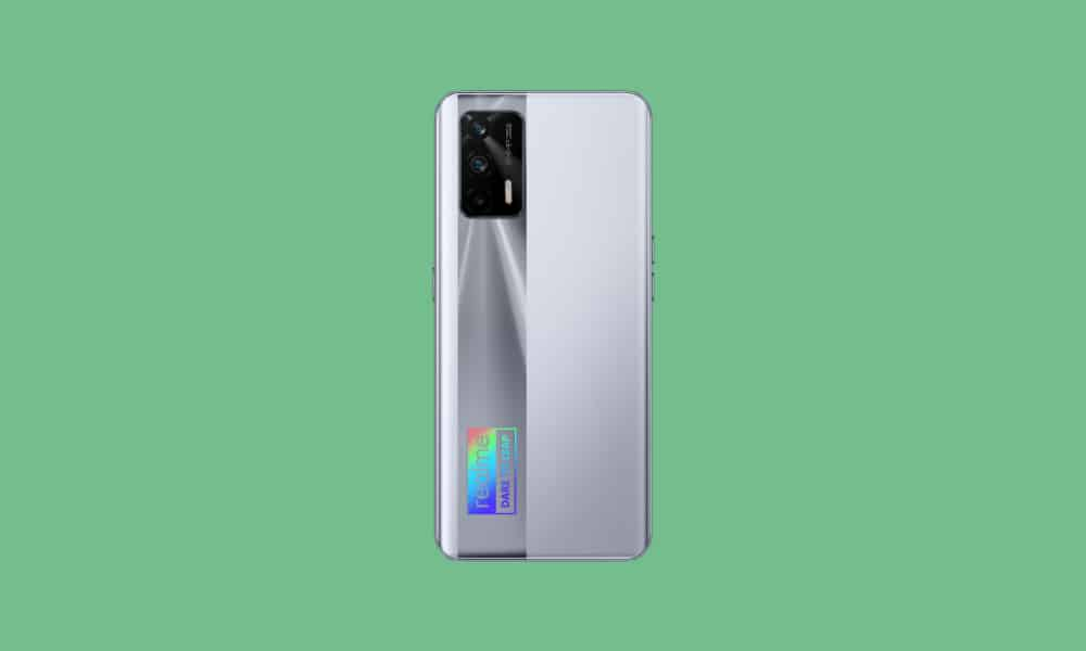 Realme X7 MAX 5G September 2021 security update