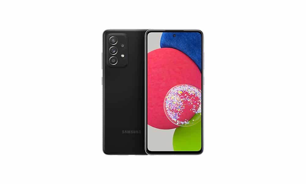 A528BXXU1AUH9 - Galaxy A52s 5G RAM Plus update