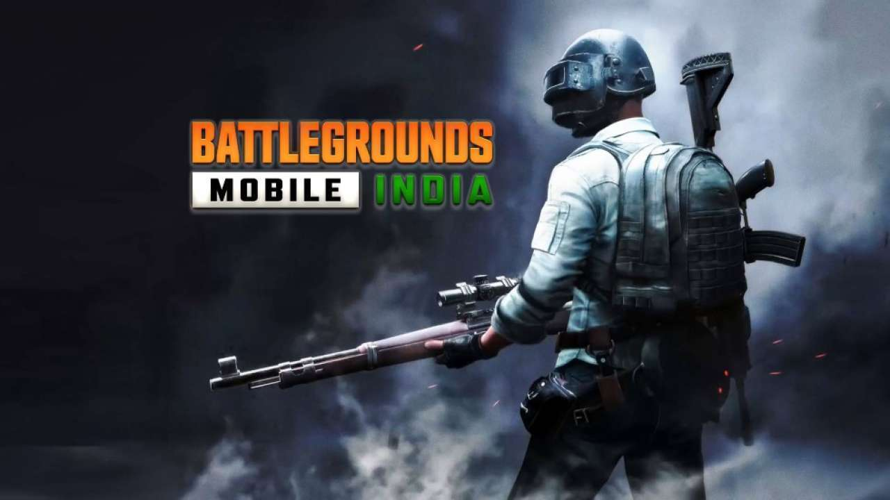 Battlegrounds Mobile India (BGMI)