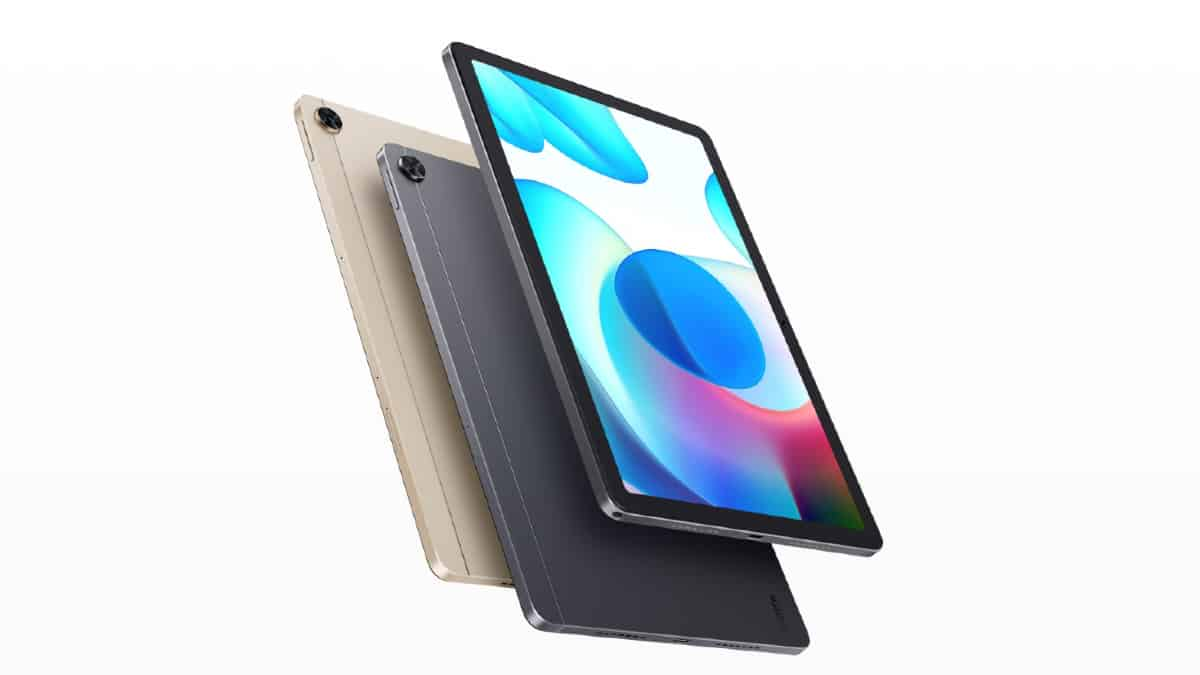 Realme Pad September 2021 security update