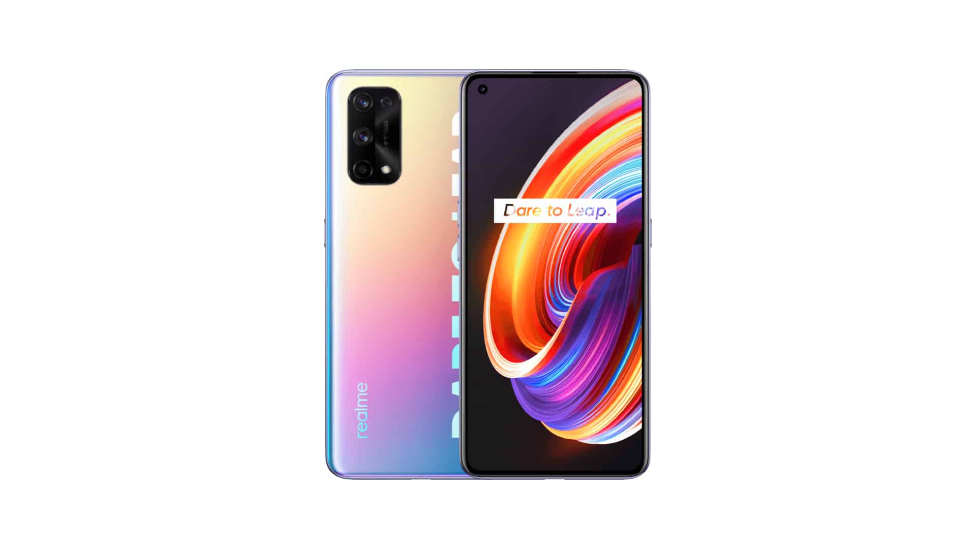 Realme X7 Pro October 2021 security update