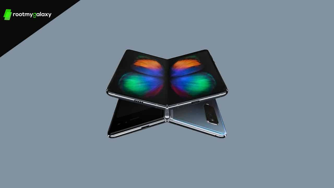 Samsung Galaxy Fold October 2021 security update