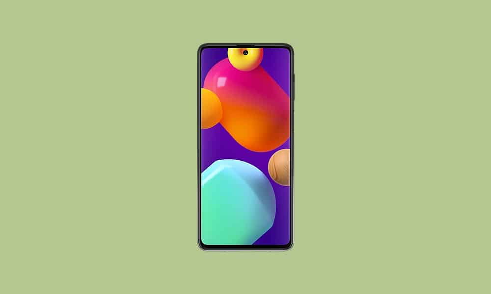 Samsung Galaxy M62 October 2021 security update