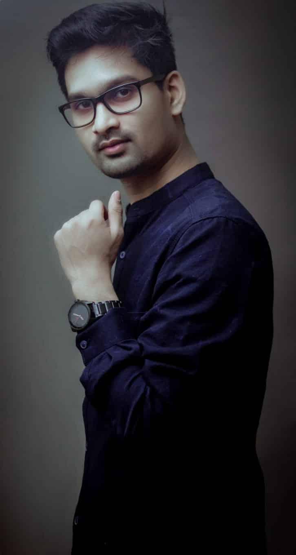 CEO RMG Media - Dibyajyoti Kabi